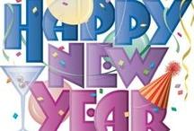 Holidays ~ Happy New Year ♥~♥♥