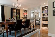 Interiors - Dining Room