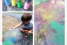 April Outdoor Ideas / by Norma-Jean Wylie