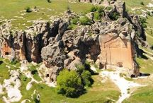 ARCHAEOLOGY - ESKİŞEHİR <> Midas City - Yazılıkaya / https://www.facebook.com/ArkeolojiEskisehir