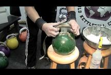 I Love Kettlebells! / This board is dedicated to everything related to kettlebells. This includes, but is not limited to kettlebell sport, competition kettlebells, and girevik sport.