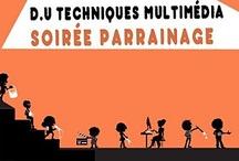 DU Techniques Multimédia / by christophe blazquez