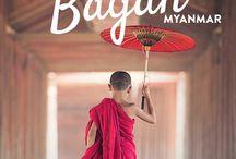 ✈  Myanmar / Discover Burma (Myanmar(
