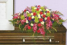 Mary Woods Sympathy Flowers