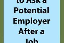 Job thoughts