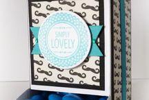 Papercrafts-Candy Holder / by Carol Beck