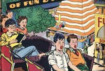 Carnivals, Circuses, and Amusement Parks -- Comics / by GCD Grand Comics Database