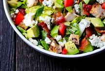 Salad Bar / by Laura Tabor