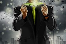 Lex Luthor / My favorite character