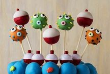 Cake Pops / Everything you love about our Cake Bites - on a stick!