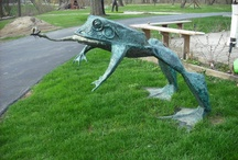 My kind of Lawn Sculptures / by Catherine Mosier