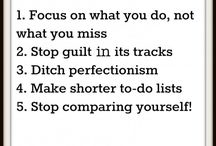 Good Reminders! / by Haley Lance