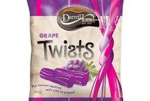 Grape flavour