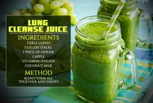 Lung cleanse
