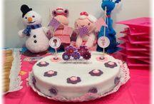 Sweets and Party / Lo que más nos gusta para decorar cualquier celebración y ocasión especial!