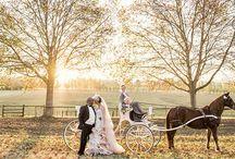 { Venues } / Breathtaking wedding venues