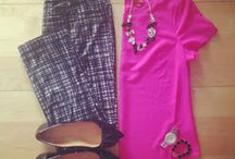 mum's wardrobe