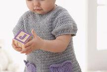 Crochet et tricot....
