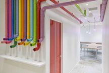 Vrolijke kleuren / Onder het motto 'Hoe bonter, hoe beter' maak je van elke ruimte een vrolijke boel. Too much? Welnee! Kinderen zijn dol op kleur in het interieur.