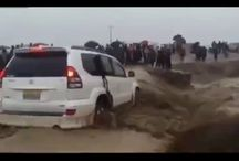 Viral Video - VIDEO - Swallowing Big Flood Disaster Awful Lot Of Car