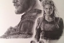 VIKINGS! / A fantastic show! Love it, and can't wait for the 3 season to air in 2015 ⭐️