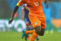 Ivory Coast Soccer