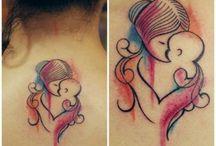 Mãe tattoo