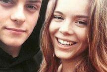 Chris e Eva ❤️