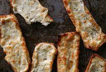 Bread Recipe Love / It's carb time! / by Brandy O'Neill   Nutmeg Nanny