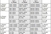 Němčina - Gramatika