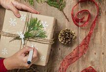 Украшение подарков
