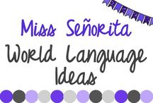 Miss Senorita - World Language Ideas