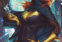 Sexy super heros and villans