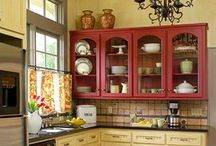 A Country French Kitchen - Scott Street / by Mande Miller