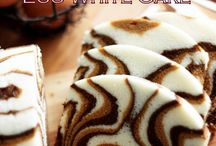 white eggs zebra cake