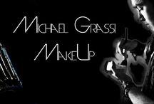 Michael MakeUp  / MakeUp Special effects, MakeUp Halloween, MakeUp  Youtube.com/michaelgrassimakeup