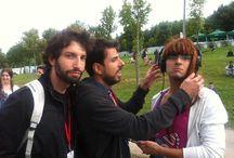 BilbaoBBKlive / Making of Artevía Team