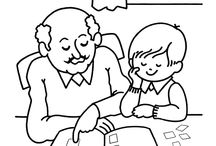Opa en oma /Kinderboekenweek