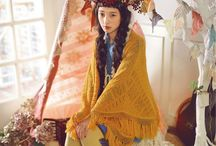 Mori girl inspiration