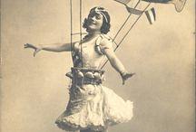1800-1910s fashion