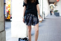 OUTFITS: SKIRTS