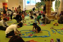 Play areas in Tokyo