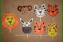 diere maskers