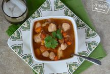 Soups / by Heather LaRoy