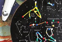 Astronomy activities for science centre