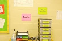 Classroom Organization / by April Burns