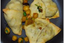 Vegan Snacks / Crispy, crunchy, salty, delicious vegan treats. / by Holy Cow! Vegan Recipes