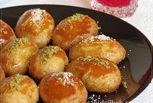 Yemek tarifleri tatlılar2 / by Zeynep Erol