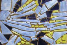 My Glass Mosaic / glass mosaic