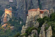 Churches, Monasteries